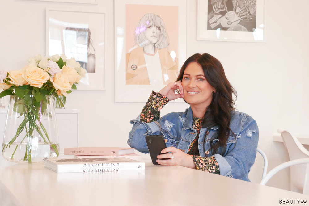 Owner Brodie Proykova in Herne Bay, Frenchie & Co.
