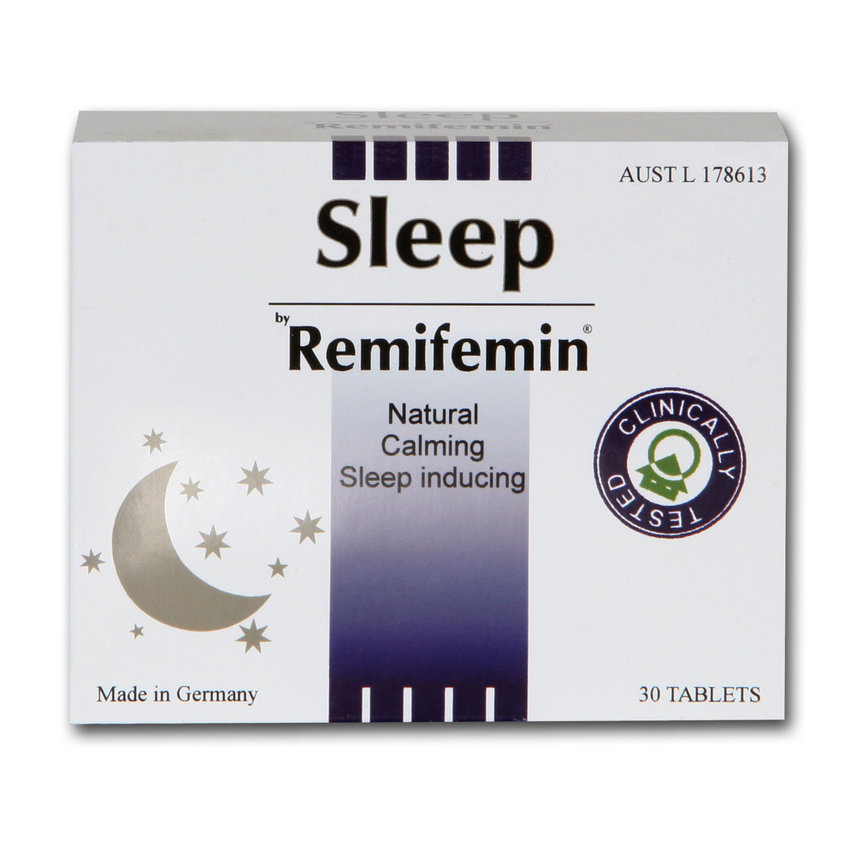 Sleep by Remifemin 30 Tablets