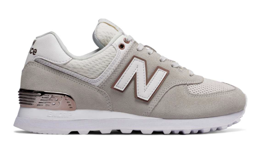 New Balance574 All Day Rose trainers