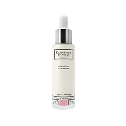 Katherine Daniels Urban Shield Concentrate in white bottle