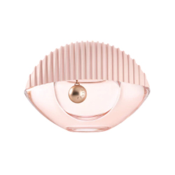 Kenzo world EDT in a pink eye shaped bottle