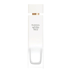 Elizabeth Arden  White Tea in a white bottle