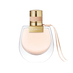 Chloè  Nomade ED in a pink and clear bottle