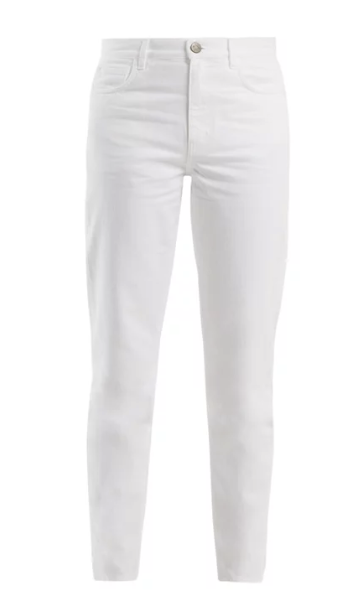 M.I.H Jeans Mimi jeans in white