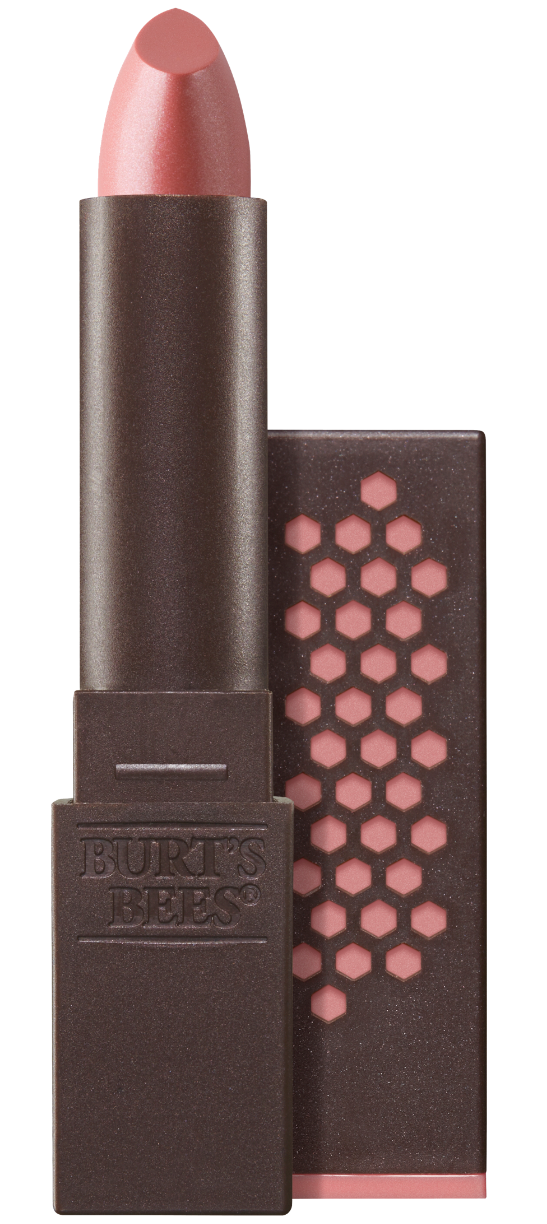 Burt's Bees glossy lipstick in nude mist