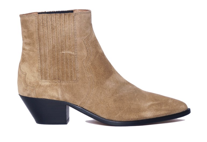 Isabel Marant Derlyn Sueded boots from Workshop