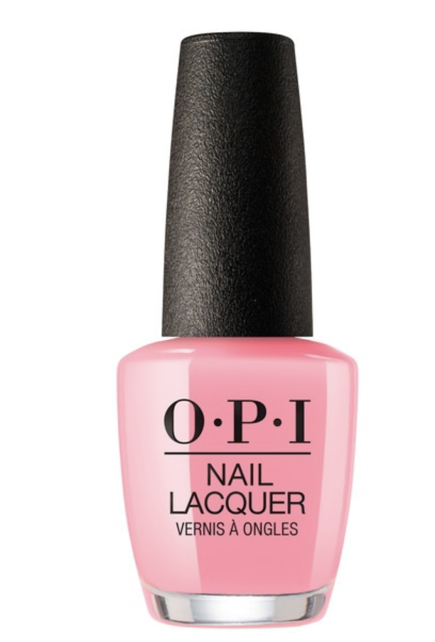 OPI Grease Pink Ladies Rule the School