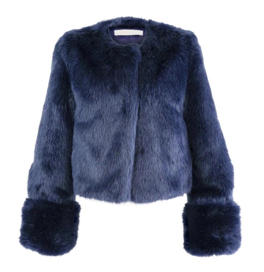Coop fur coat