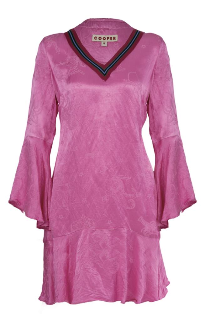 Cooper Pink dress