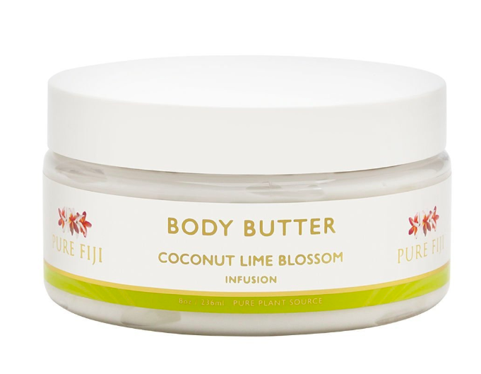 Pure Fiji Body Butter Coconut Lime Blossom