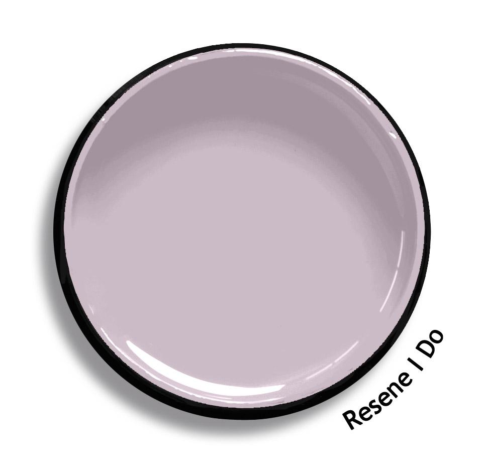 Lilac paint