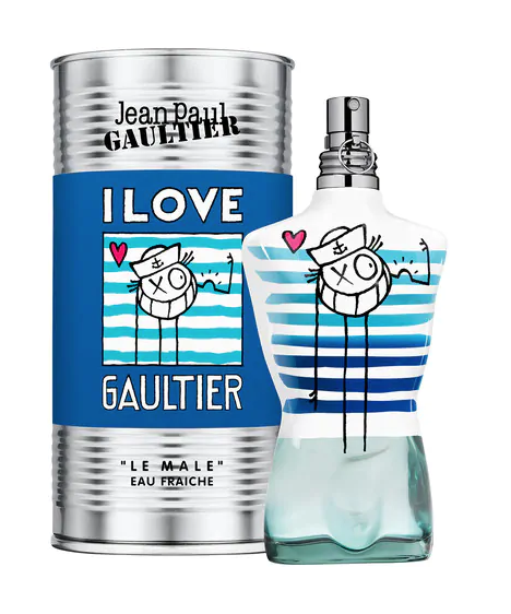 Jean Paul Gaultier I Love Gaultier Le Male Eau Fraiche