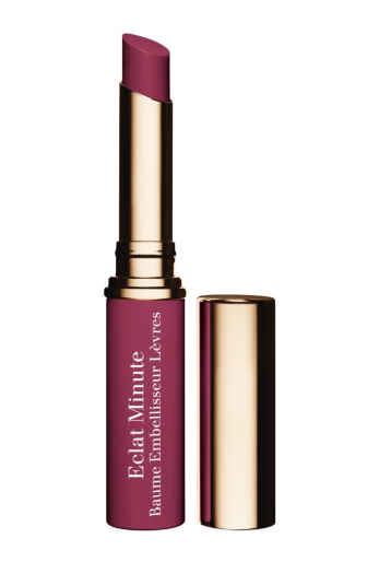 Clarins Instant Light Lip Balm Perfector in Plum