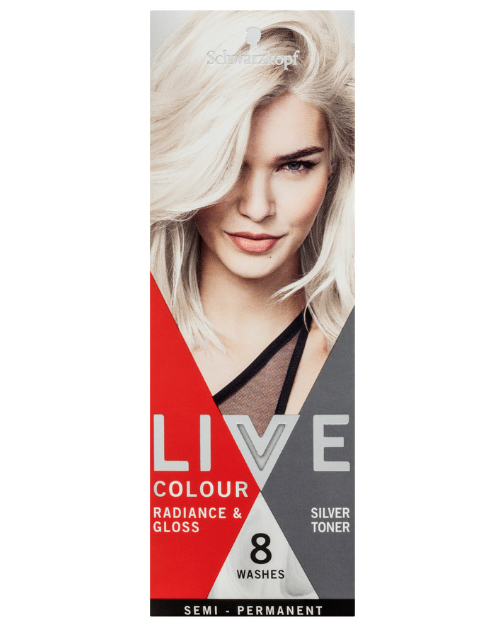 Schwarzkopf Live Colour Radiance & Gloss