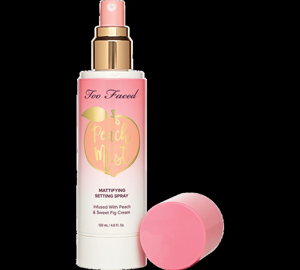 Too Faced Peach Mattifying Spray