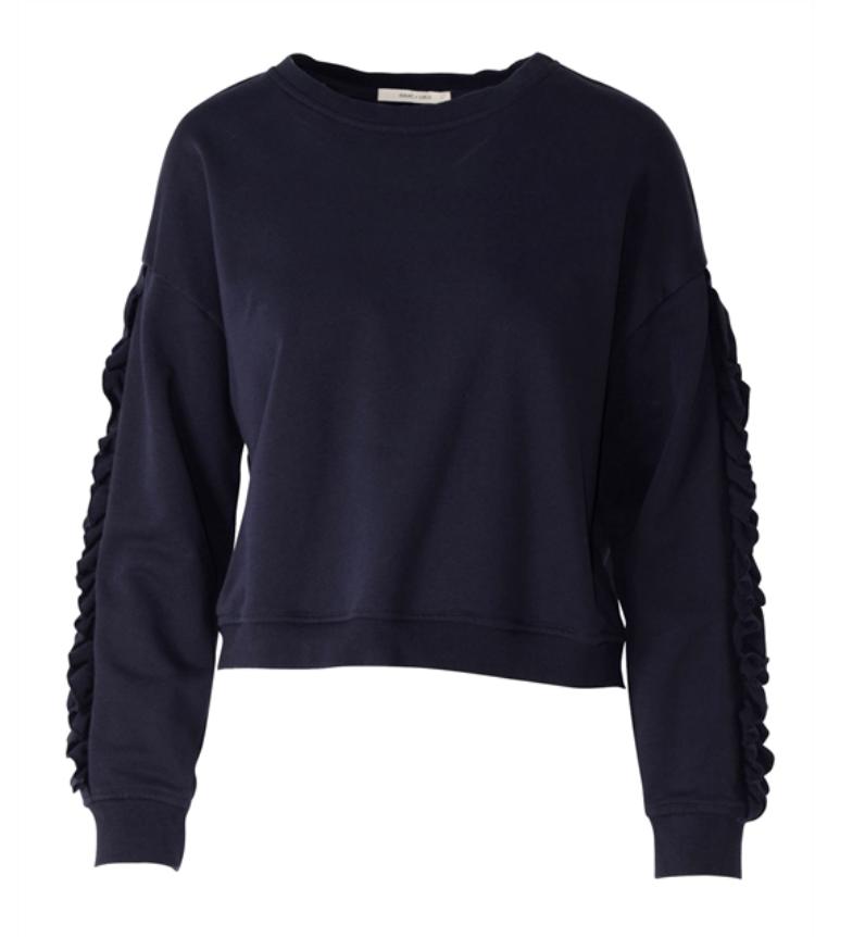 Isaac + Lulu sweater