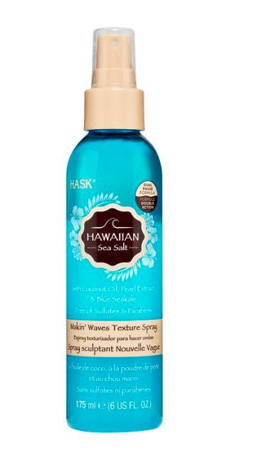 Hask Hawaiian Sea Salt Makin Waves Texturising Spray
