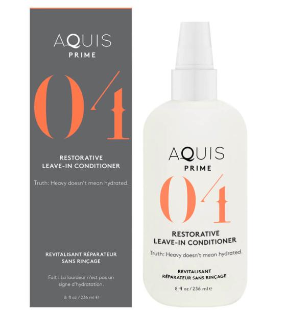 AQUIS 04 Restorative Light Leave-In Conditioner