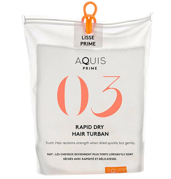 AQUIS Rapid Dry Hair Turban