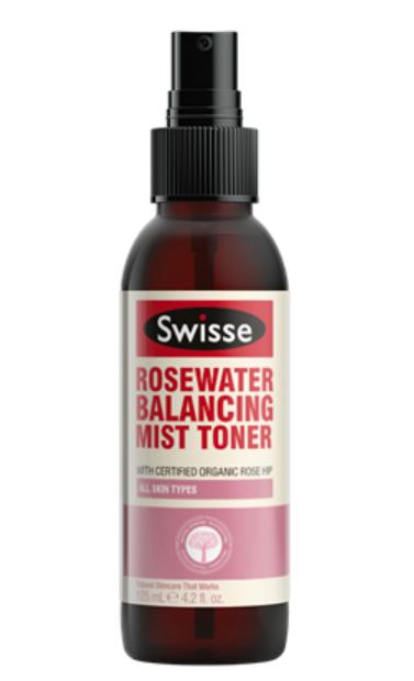 Swisse Rosewater Balancing Mist Toner
