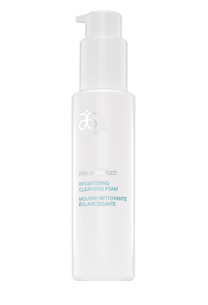 Arbonne RE9 Advanced Brightening Cleansing Foam
