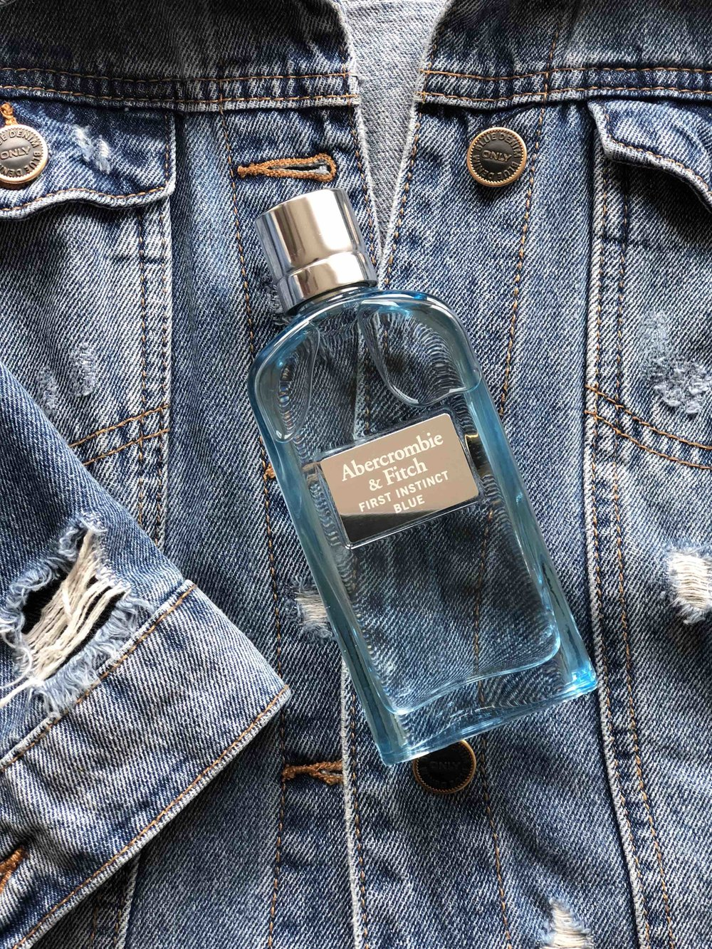 Abercrombie & Fitch First Instinct Blue Women,