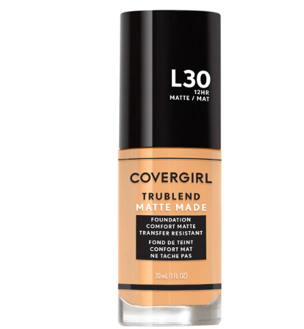 Covergirl+TruBlend+Foundation