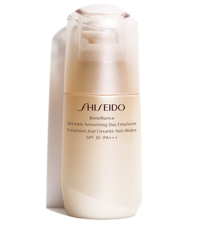 Shiseido Benefiance Wrinkle Smoothing Day Emulsion, SPF 30