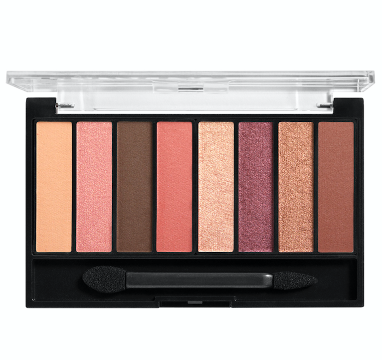 Covergirl TruNaked Scented Eyeshadow Palette, Peach