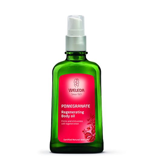 Weleda Pomegranate Regenerating Body Oil,