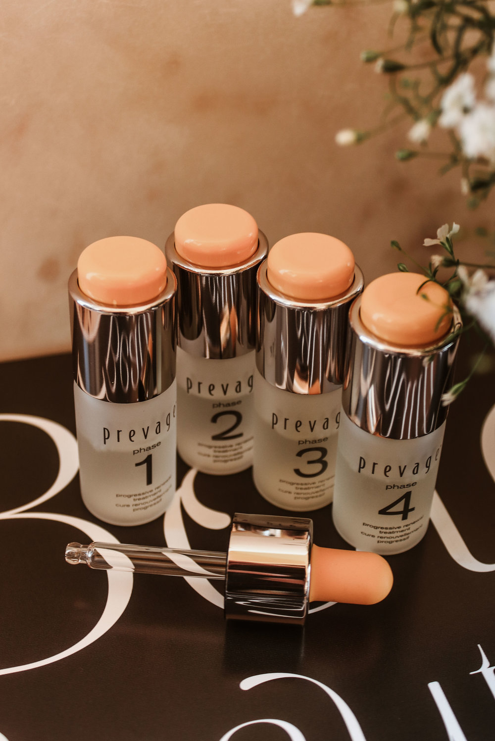 Prevage Progressive Renewal Treatment