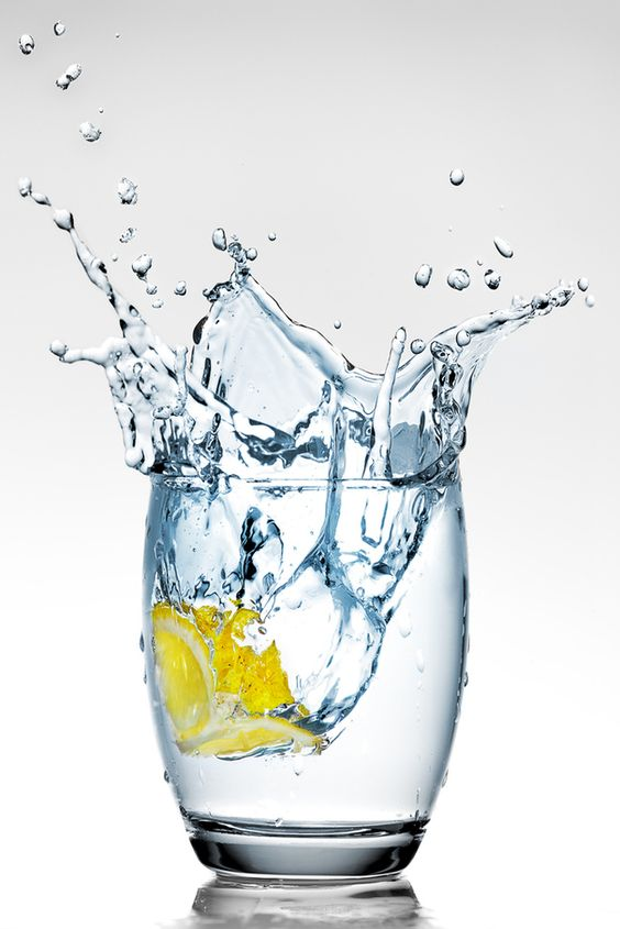 Increase your H20 - If you don't drink enough H2O you're skin will become dull and dehydrated within days.