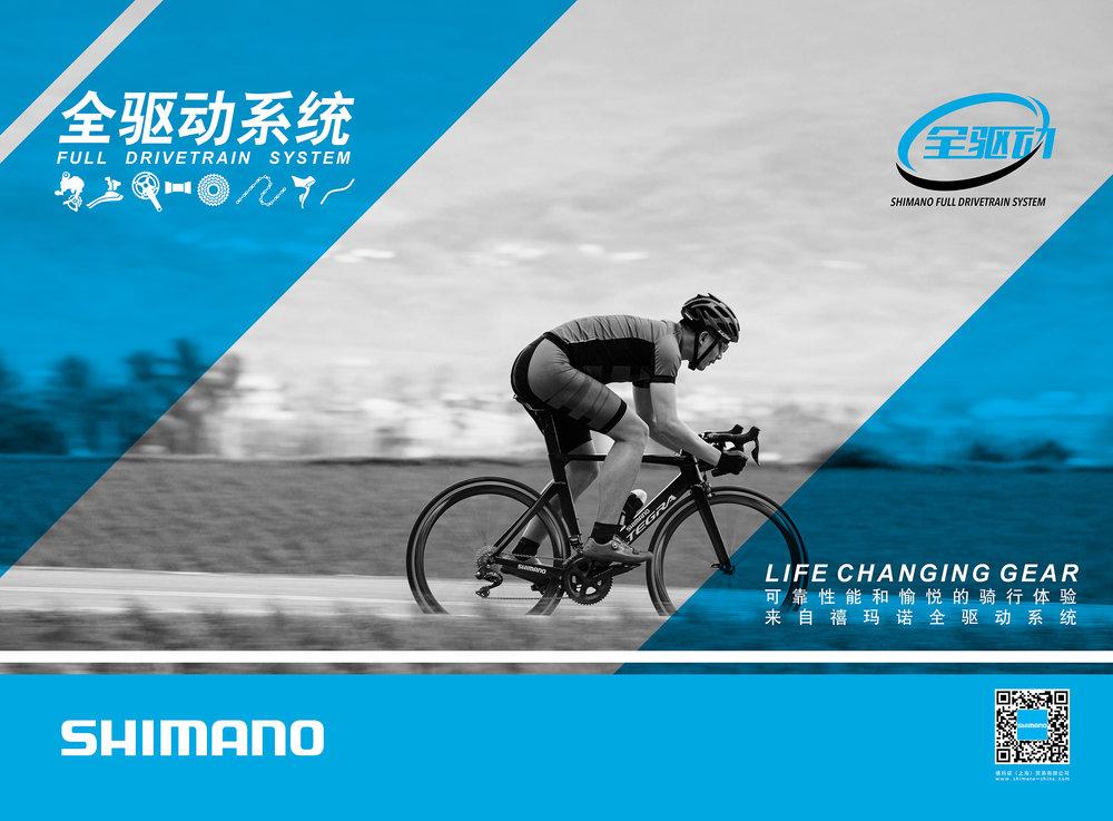 SHIMANO FDS CAMPAIGN ( SHIMANO ULTEGRA )