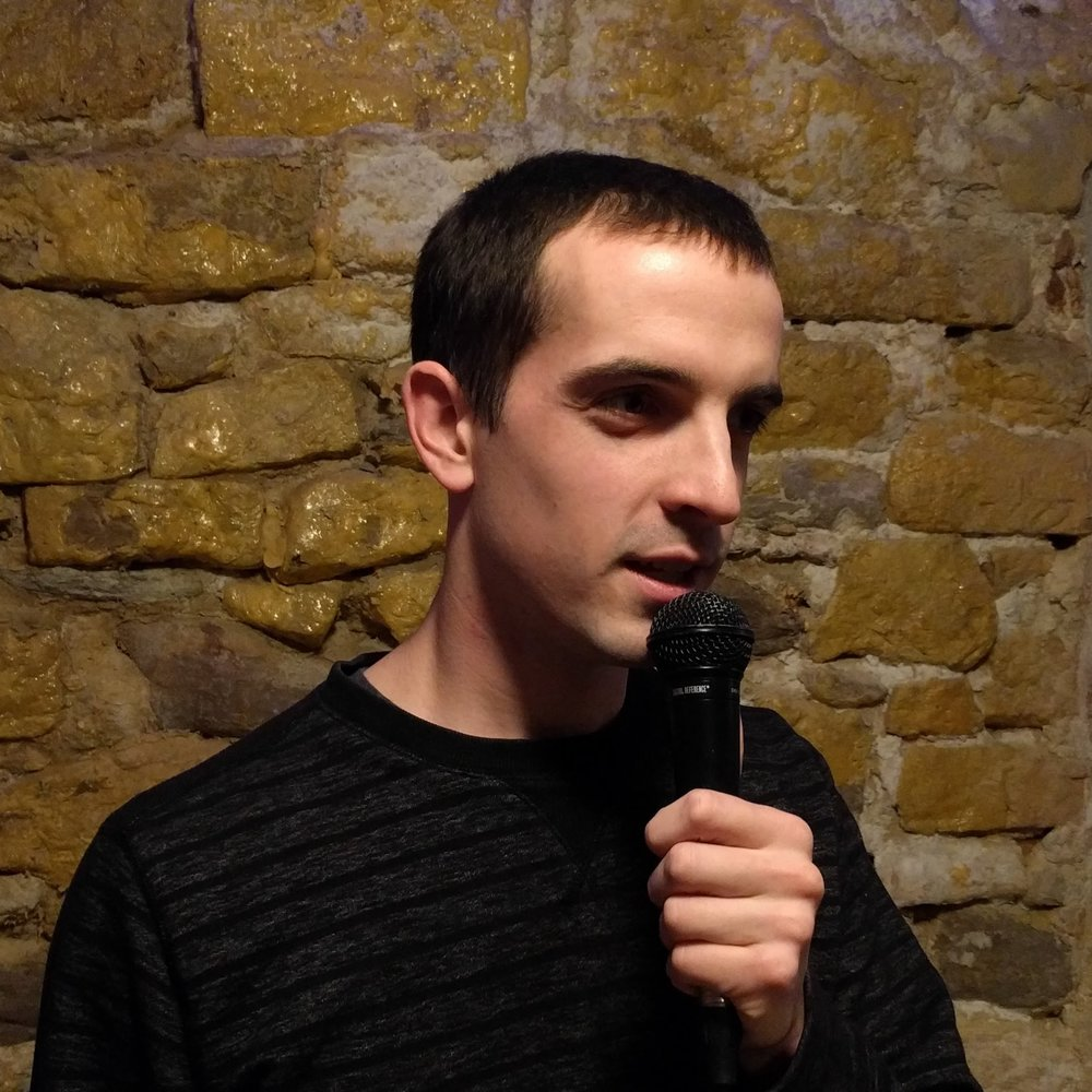 Ryan Donahue - A relative newcomer but a rising star in the Madison comedy scene, Ryan co-hosts The Capitol Comedy Hour at The Rigby Pub & Grill.His delivery is rapid-fire, and he enjoys musing on being the most uninteresting type of person: a straight white male.