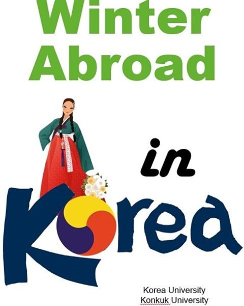 Interested in Winter Abroad to Korea? We have upcoming Korea University's information Session on 28th of October (4-6pm) at B2.07! Join us to find out more!