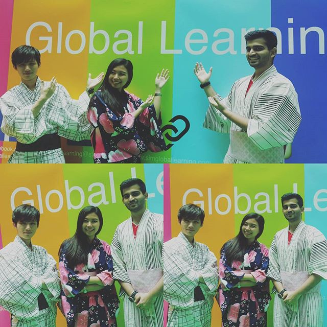 Wanna go experience abroad?  Keen on finding out about Service Learning?  Come and inquire@Global Learning Booth! Booth open till 30th Sept Fri (10am~4pm)😆