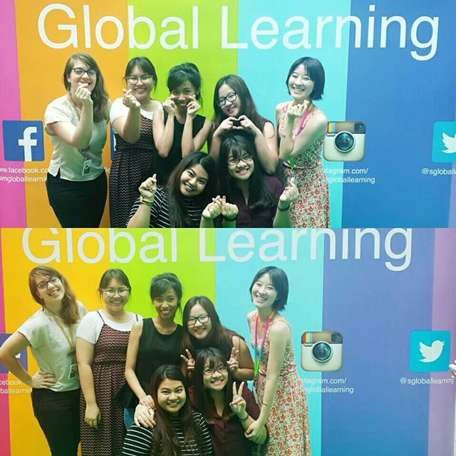 Thank you scholars for your hard work😍 Yet to visit Global Learning's booth? Don't worry you still have tomorrow to find all about  1)Summer Abroad to 37 locations 2) Winter Abroad to Korea 3) Service Learning Project to Japan  Come and visit our booth@ Atrium, Lvl 2 from 10am-4pm tomorrow (30th September Friday) 😍