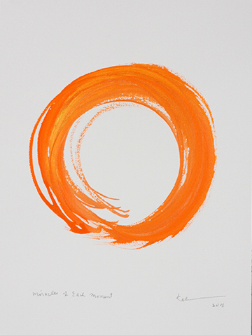 B36. Miracles Orange