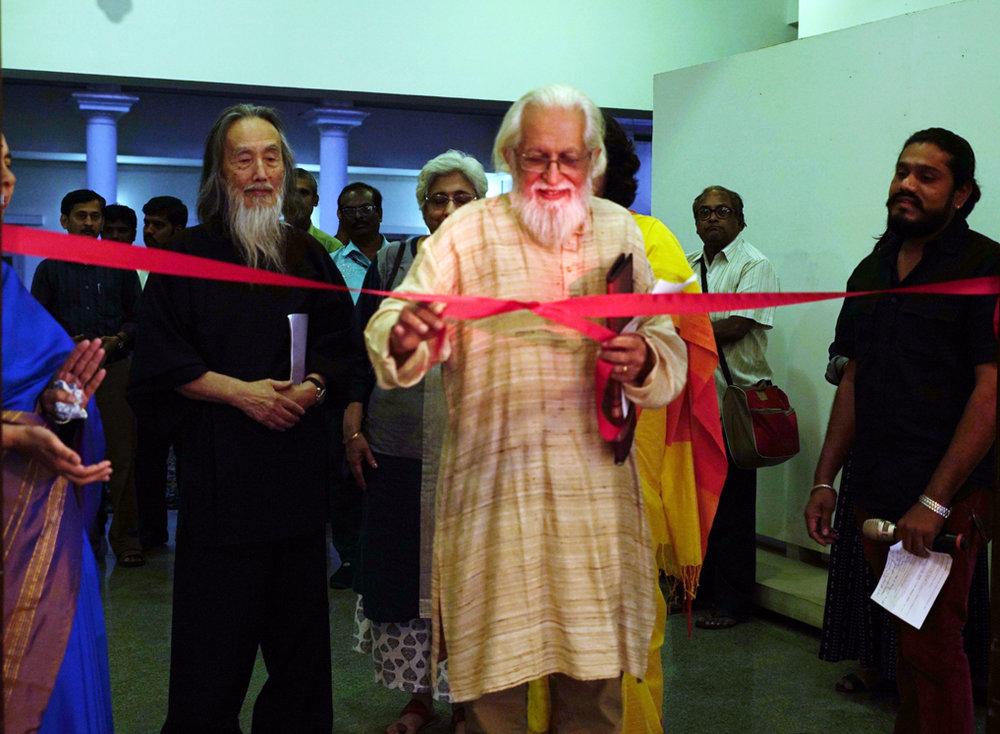Inauguration at NGMA