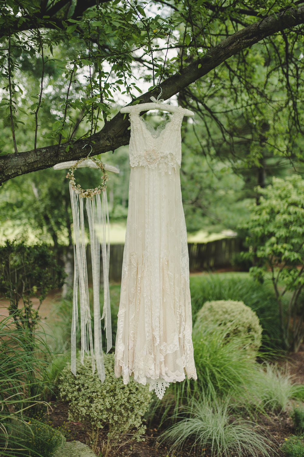 Time to Hang the Dress - Mayfair Farms West Orange, NJ