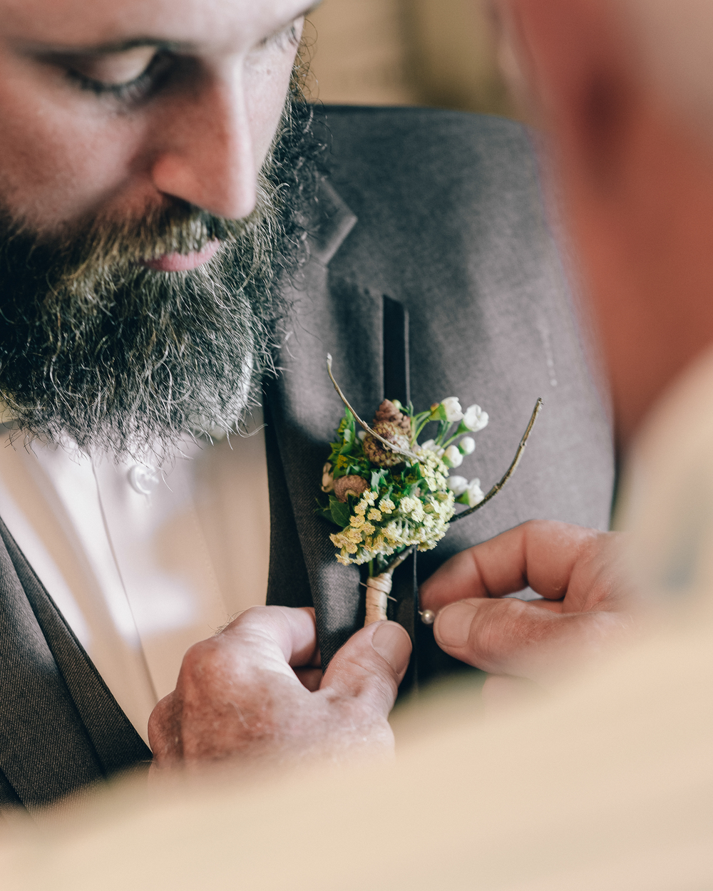 Don't Forget the Boutonniere - Frederick, MD