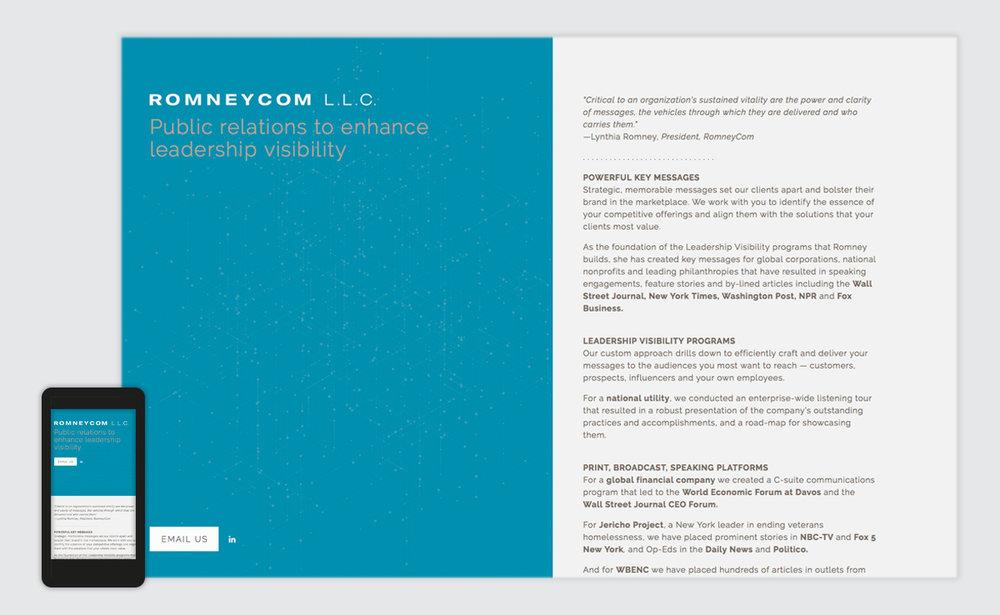 Romneycom, LLC