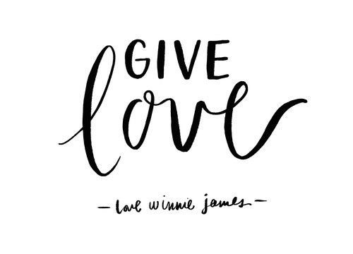 give a love
