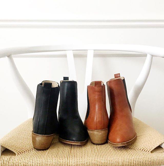 NEW markdowns! We're down to the last few pairs of Chase Booties, who's gonna get 'em?!