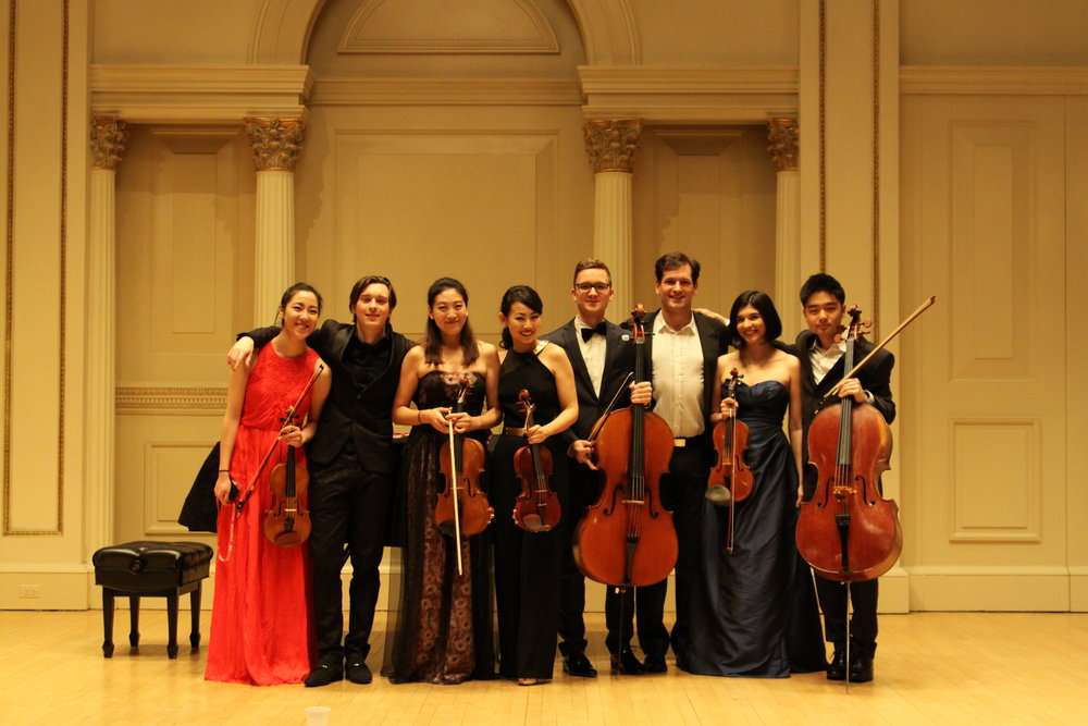 2016 KMF Young Artists @ Carnegie Hall - Prize winners of the 2017 KMF