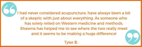 skeptic testimonial Tyler B. Shawna Seth, L.Ac. acupuncture San Francisco Oakland