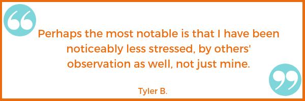 stress testimonial Tyler B. Shawna Seth, L.Ac. acupuncture San Francisco Oakland