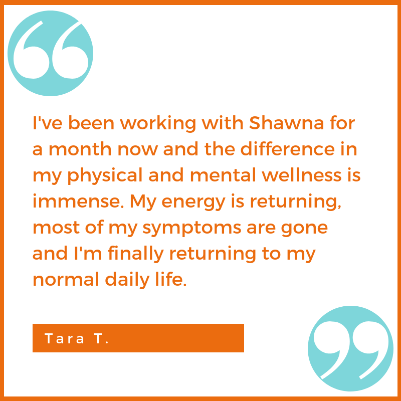 immunity testimonial Tara T. Shawna Seth, L.Ac. acupuncture San Francisco