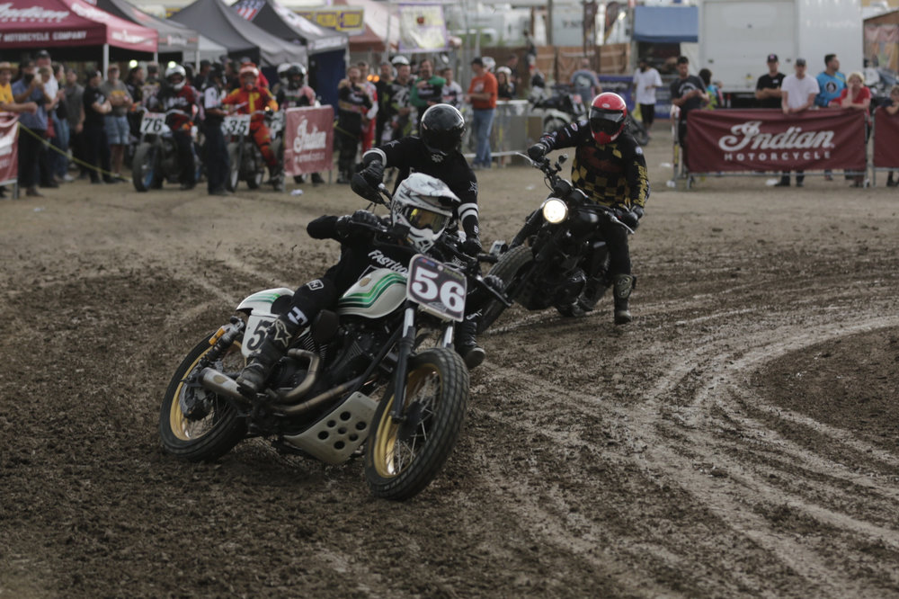 Leticia Cline Hooligan Racing Sturgis Buffalo Chip