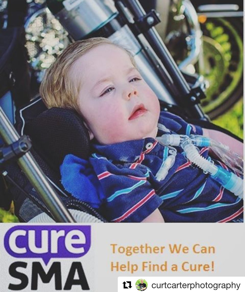 I'm trying to raise $1000 to help fund research and provide support to families whose children have Spinal Muscular Atrophy (SMA). I will be riding over 1000 miles in under 24 hours on 12 November in honor of Ryder Davis.  Help me reach my goal... if you can't donate please share this post.  SMA is the leading genetic cause of death in children under 2 and right now there is no treatment or cure. Link in bio will take you to a secure site to donate to Cure SMA and learn more about Ryder and the event. THANKS!!  http://tinyurl.com/HelpCureSMA